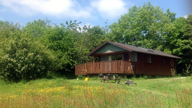 Beech Eco Lodge Wheatland Farm, Devon